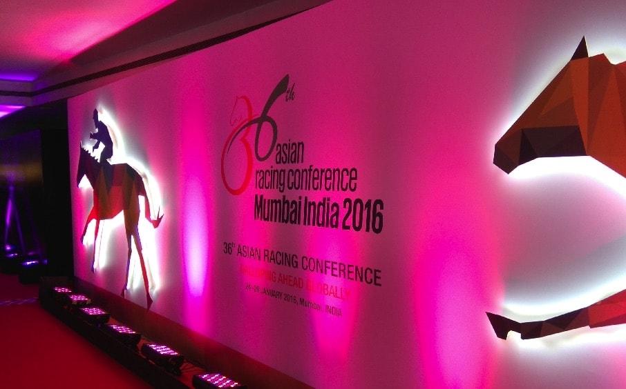 "SanoVet bei der ""36. Asian Racing Conference 2016"" in Mumbai"